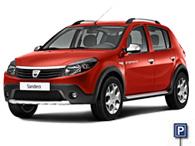 Kayseri Dacia  Sandero 1.5 dizel Araç Kiralama Rent a Car