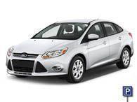 Kayseri Ford  FOCUS 1.6 TDCI Araç Kiralama Rent a Car