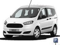 Kayseri Ford  Tourneo Courier Araç Kiralama Rent a Car