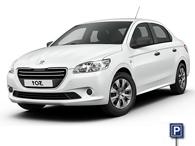 Kayseri Peugeot  301 1.6 HDi Araç Kiralama Rent a Car